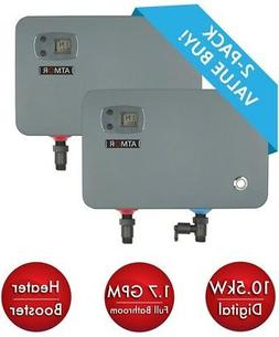 ATMOR 10.5 kW/240-Volt 1.7 GPM Electric Tankless Water Heate