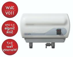 Water Heater 110-Volt 0.5 GPM Point of Use Tankless Electric