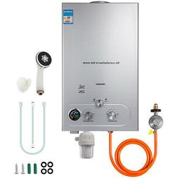 16L Hot Water Heater 4.3GPM Propane Gas Tankless On-demand I