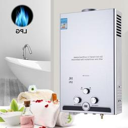 18L 5GPM Hot Water Heater Propane Gas Instant Electric Tankl