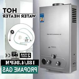 18L PROPANE GAS HOT WATER HEATER INSTANT BOILER ON DEMAND TA