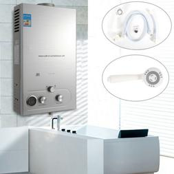 18L Instant Tankless Hot Water Heater Natural Gas Bolier w/S