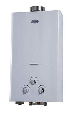 Marey 2.0 GPM Natural Gas Tankless Hot Water Heater 1-2 Bath