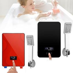 220V Electric Tankless Instant Hot Water Heater System Porta