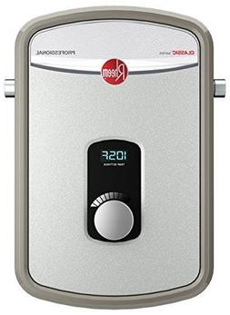 240v electric tankless water heater rtex13 new