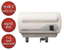 Atmor 3.8Kw/240-Volt 0.56 GPM Electric Tankless Water Heater