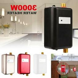 3000w 110v instant electric tankless hot water