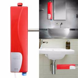 220V 3000W Mini Instant Electric Tankless Hot Water Heater S