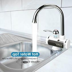 360° Rotation 3000W Instant Electric Tankless Hot Water Hea
