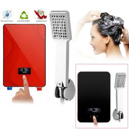 6500W 220V Tankless Instant Electric Hot Water Heater Boiler