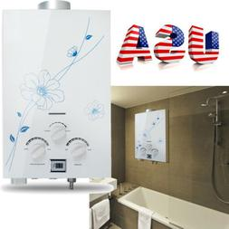 6L Instant Portable Propane LP Gas Tankless Hot Water Heater