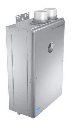 9 5gpm natural gas indoor tankless water