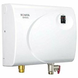 Atmor AT-S901-13 Tankless Electric Hot Water Heater 13kW Whi
