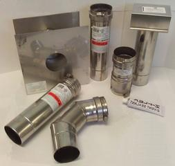 Bosch Therm Horizontal Vent Kit  for Bosch Therm 660EF Tankl