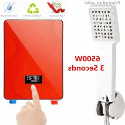 Digital Instant Electric Hot Water Heater,Tankless Water Hea