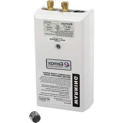 Eemax SP3512 Electric Tankless Water Heater, Single Point Of