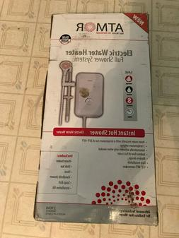 Electric Tankless Water Heater Shower System 240V - 6 kW