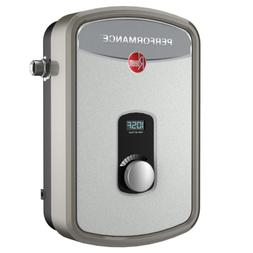 Electric Tankless Water Heater Wall Mountable 13 kW Self-Mod