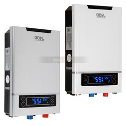 etl certified led touch screen electric tankless