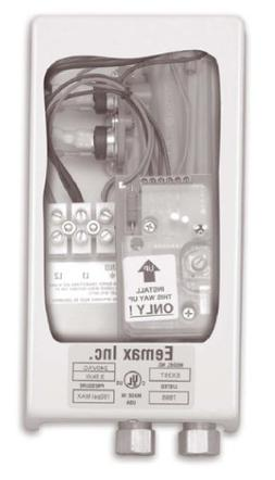 Eemax EX80T EE 8.0KW 277V Therm EE Electric Tankless Water H