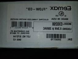 """Eemax EX8208T """"Thermostatic"""" Electric Tankless Water Heater"""