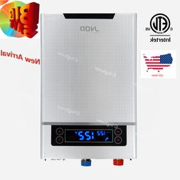 Fast Electric Tankless Portable Shower Hot Water Heater Inst