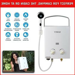Gas Hot Water propane gas tankless heater, portable outdoor,