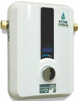 NEW ECOSMART GREEN ENERGY ECO 8 7.3KW ELECTRIC TANKLESS WATE