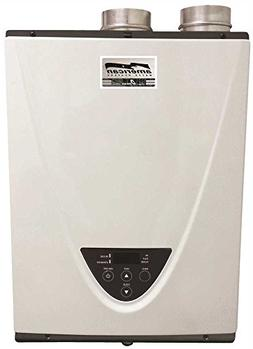 TAKAGI GT-340-NIH AMERICAN INDOOR NATURAL GAS CONDENSING TAN