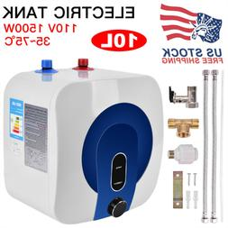 home electric tankless hot water heater kitchen