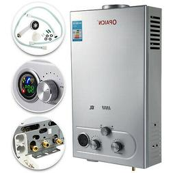 10L Propane Gas Tankless Hot Water Heater LPG Auto-protectio