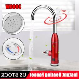 Household Sink Water Heater Faucet Instant Tankless Electric