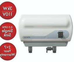 Instant Hot Water Heater Point Of Use Tankless Electric On D