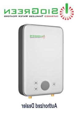 ir3000 infrared electric tankless water