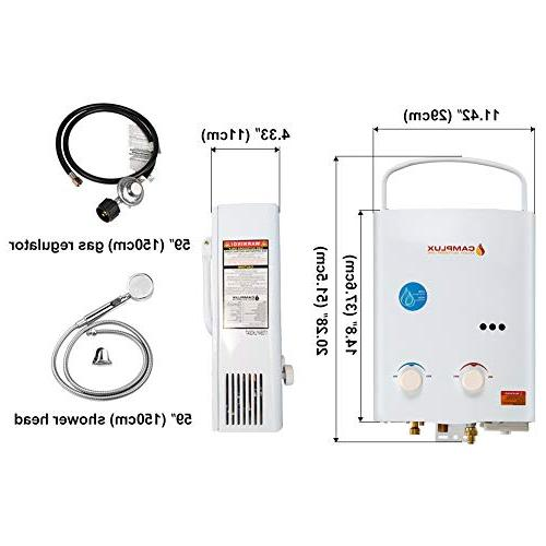 Camplux GPM Ventfree Tankless Heater