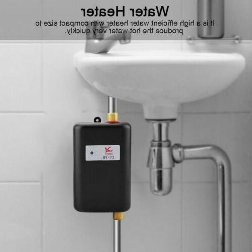 110V 3800W Instant Water Shower Tap