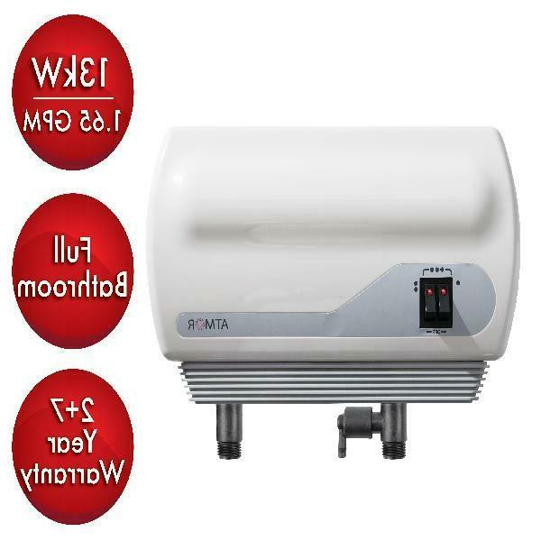 Atmor 13Kw/240-Volt 2.25 Gpm Electric Tankless Water Heater