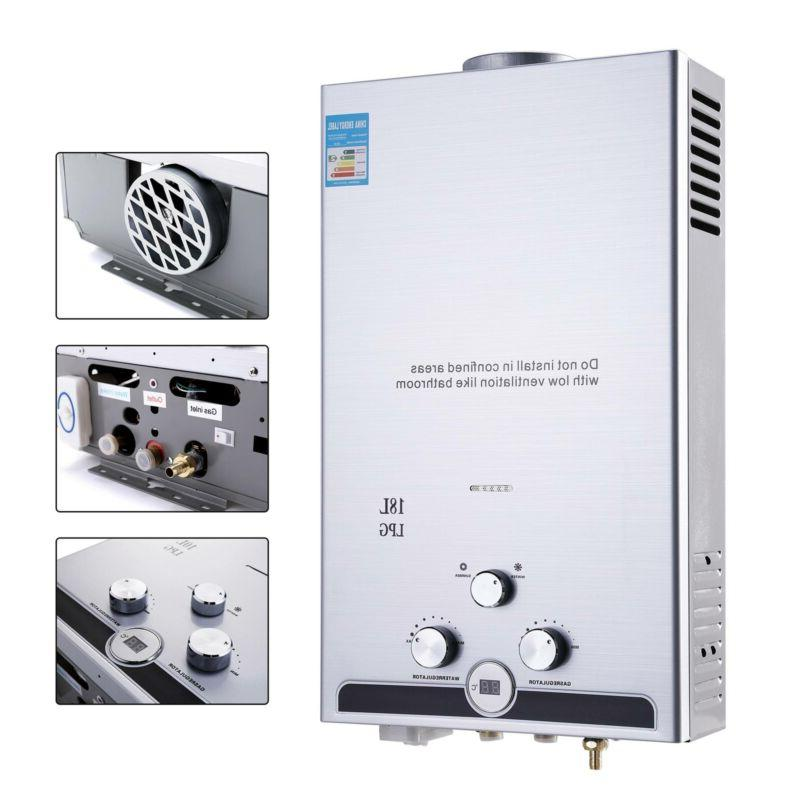 18L 5GPM Heater Instant Electric Boiler