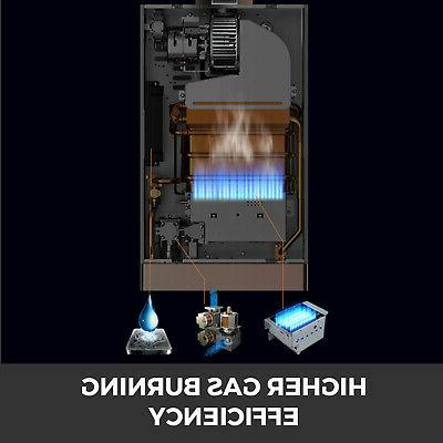 Hot Gas Tankless
