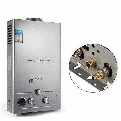 18L Gas Water Boiler Instant House