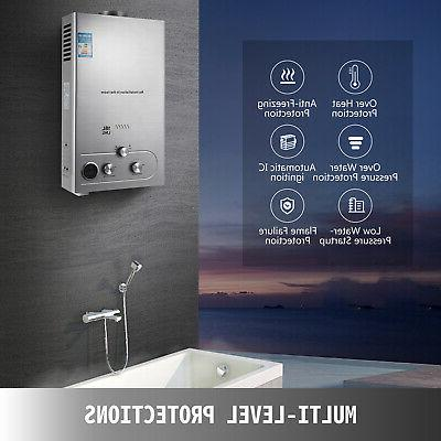 18L Hot Water Instant On Shower