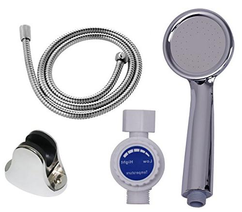 240V Levels Instant Electric Tankless Water Shower Kitchen