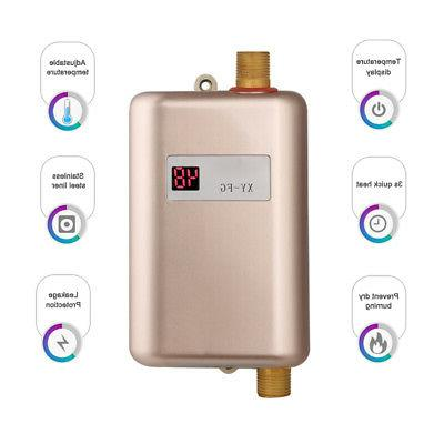 3800W Instant Electric Hot Water