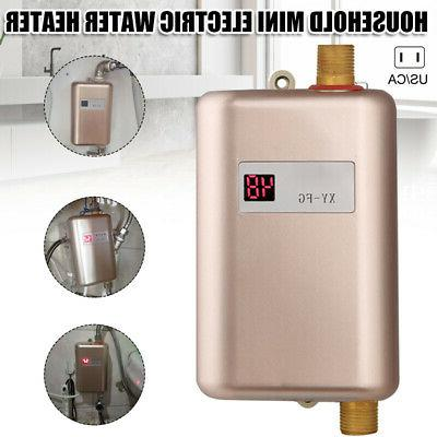 3800w instant electric tankless hot water heater