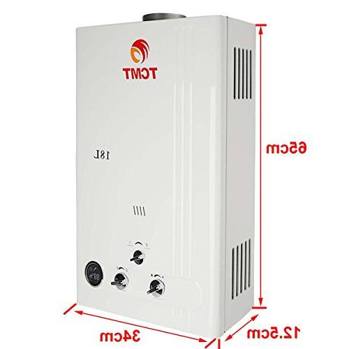 TC-Home 4.8GPM Tankless LPG House Heater
