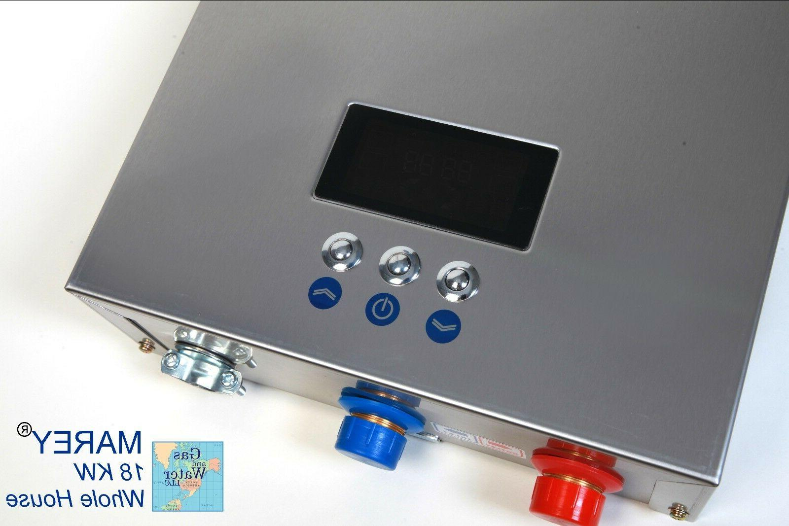 Electric Tankless Water Heater ECO180