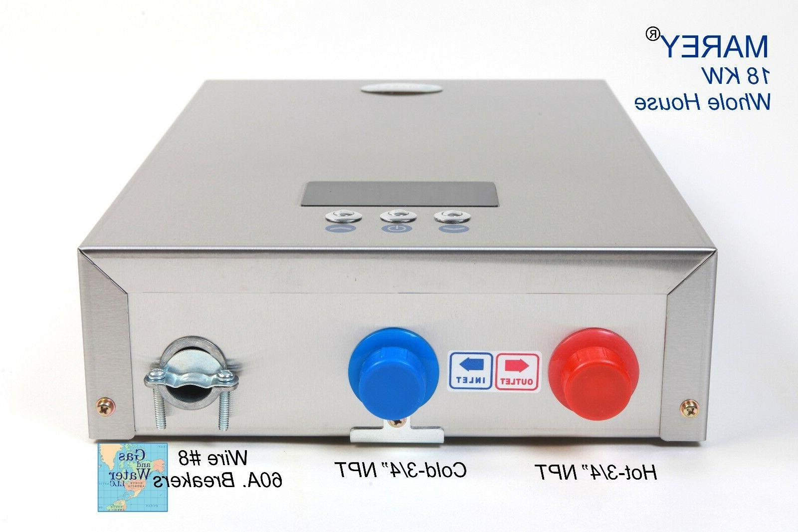 Marey 5 Electric Tankless Instant