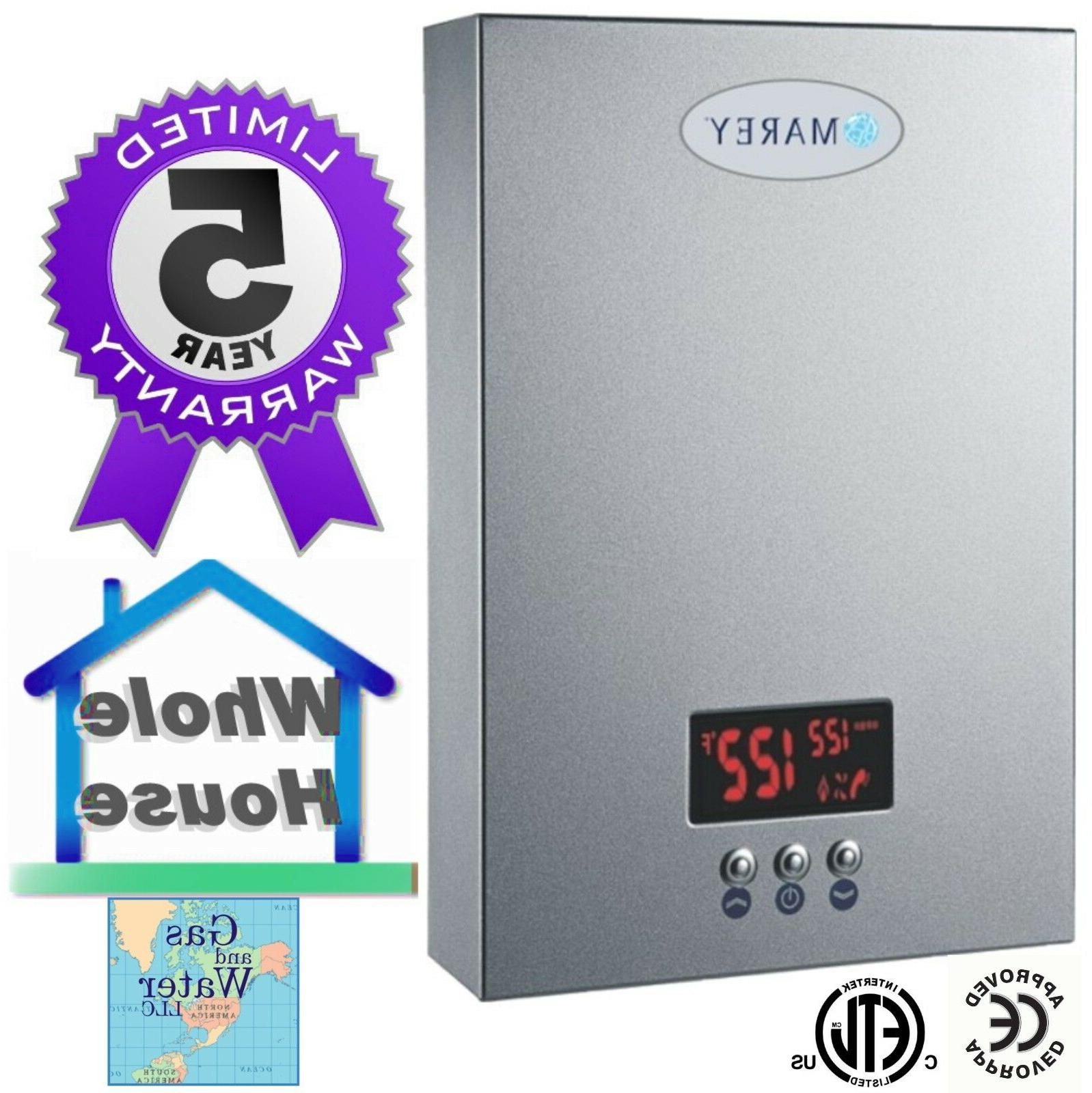 Marey GPM Electric Tankless Heater ECO180