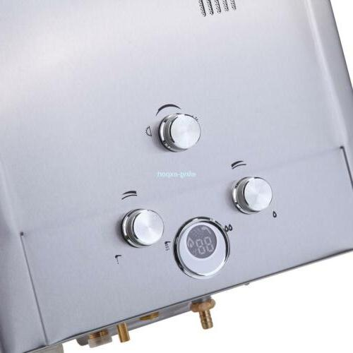 5GPM Tankless Hot Heater Home Bathroom Shower
