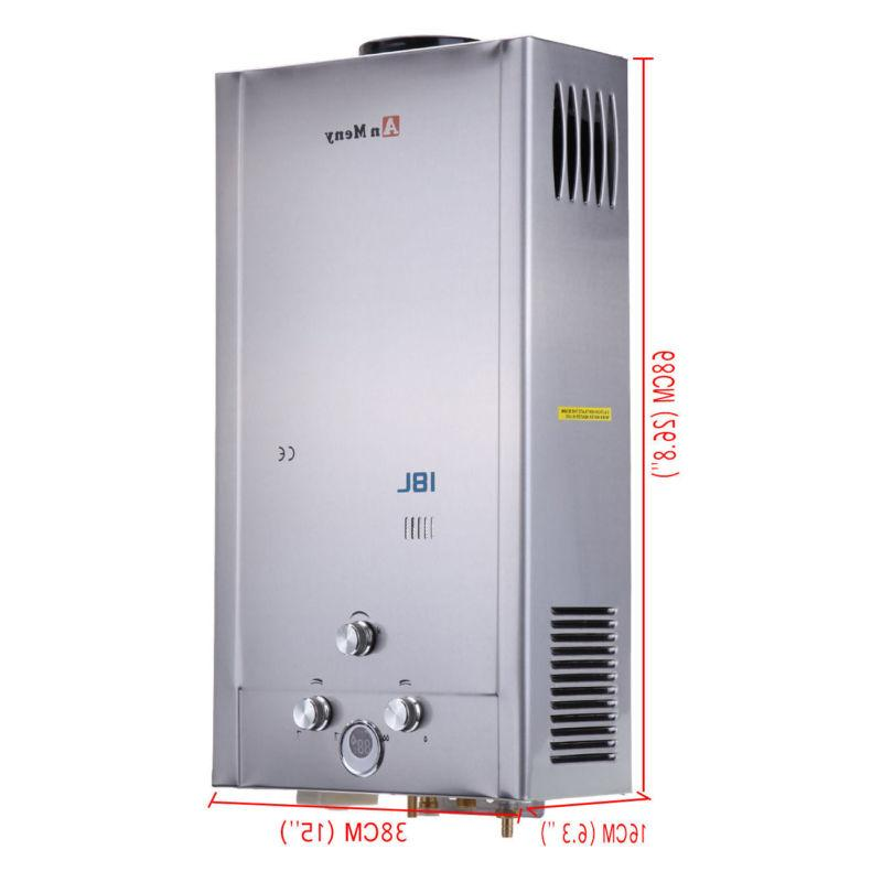5GPM Gas Tankless Heater